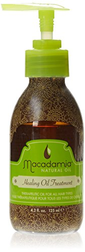 Macadamia Oil Natural Oil Healing Oil Treatment 4.2 Ounces
