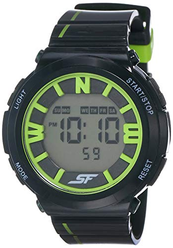 Sonata Sports Digital Grey Dial Women #39;s Watch  NL87016PP05