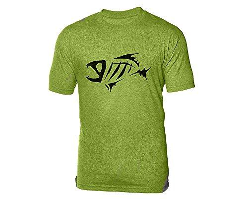 G. Loomis Corpo T-Shirt - Lime - Medium