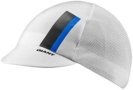 Giant - Gorra Blanca para Debajo del Casco de la Bicicleta, para ...