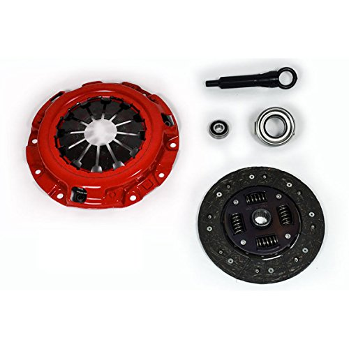 - EFT STAGE 1 HD CLUTCH KIT 1989-2000 GEO CHEVROLET METRO BASE LSi XFi 1.0L 3CYL