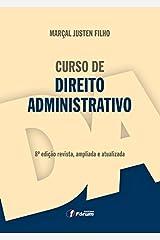 Curso de direito administrativo eBook Kindle