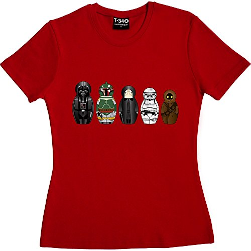 T34 - Camiseta Red Women's T-Shirt