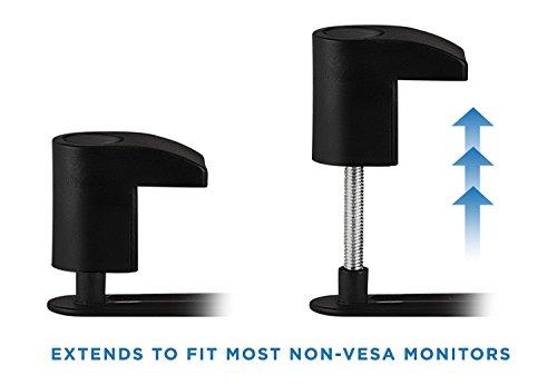 Mount-It! VESA Adapter Mount Bracket Kit for Non-VESA HP ACER Samsung Dell Asus Monitors 13 to 30 Inch VESA 75x75 and VESA 100x100 Photo #5