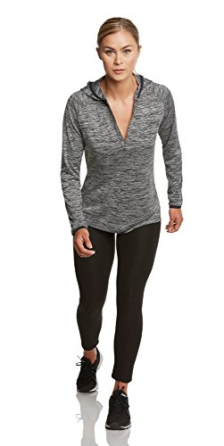 Jolt Gear Hoodies for Women - Pullover Hoodie Running Top - Light Weight Dry Fit Fabric - FREE TOWEL INCLUDED! by Jolt Gear (Image #5)