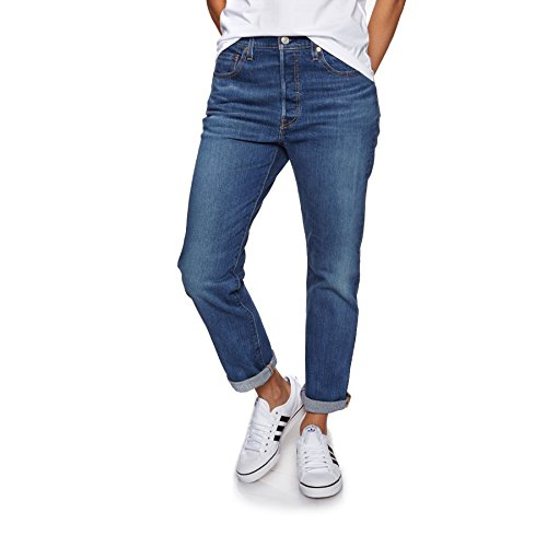 Levi's 36200-0012 Pantalones Vaqueros Mujer Rebel