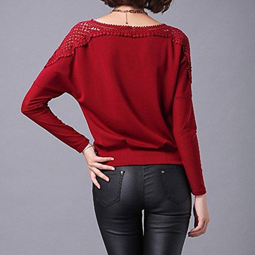 LOCOMO Tops (Luxury) - Camisas - para mujer Rosso