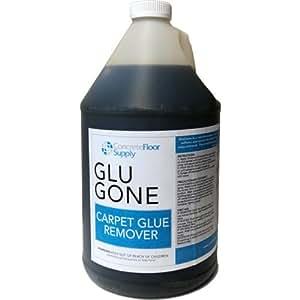 Glue Remover Concrete Floor Supplys Glu Gone 1 Gallon
