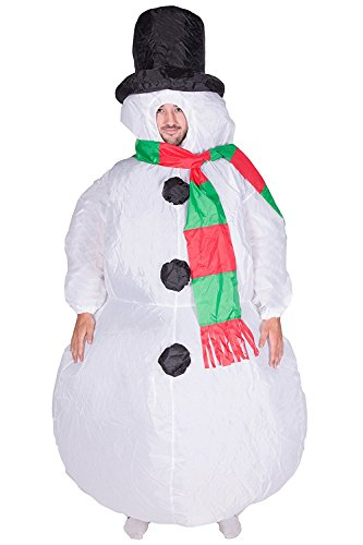 Chirs (Snowman Costume Easy)
