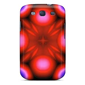 New Design Shatterproof KkAEL3227upXec Case For Galaxy S3 (astral Reflection 01)