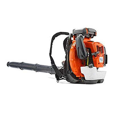 208 MPH Gas-powered 2-cycle Backpack Leaf Blower by Husqvarna