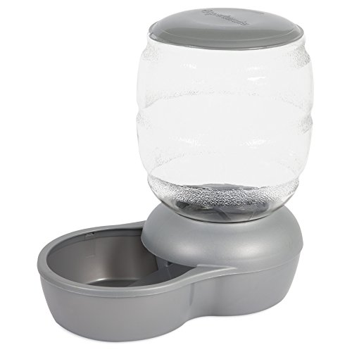 Petmate Replendish Feeder with Microban Automatic Cat and Dog Feeder 4 Sizes Available ()