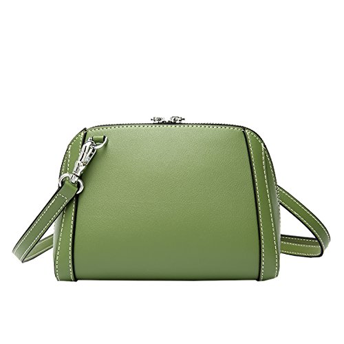 mujer Girl Medium Bolso E de Verde hombro para al Charol gq0Uw