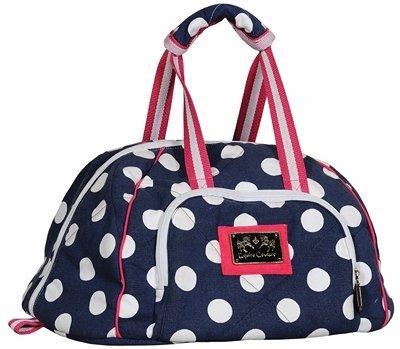 Equine Couture Emma Hat Bag, Hot Pink, Standard