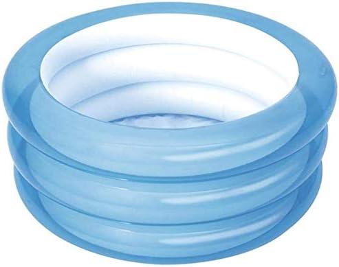 インフレータブルプールインフレータブルプールソフトラウンドキディボールピットラウンド緊縛プールオーシャンボールプールギフト (Color : E Blue, Size : 1)