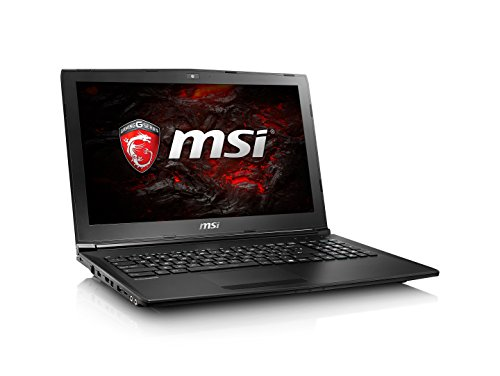 MSI GL62M 7RE-407 15.6' Performance Gaming Laptop Intel Core i5-7300HQ GTX 1050Ti 8GB DDR4 DRAM,...