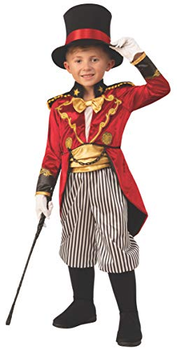 Rubie's Opus Collection Child's Ringmaster Costume, -