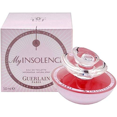 B001CT0A5S Insolence Ladies By Guerlain- EDT Spray 417kH7wIpkL