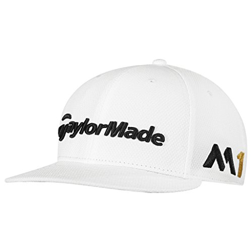TaylorMade Tour 9Fifty Cap, White