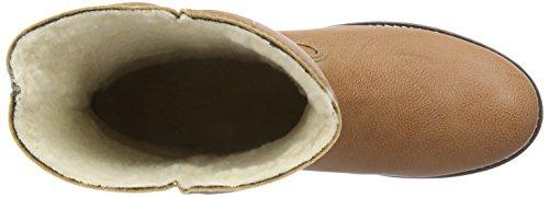 Apple of Eden Sandra - Botas de material sintético para mujer marrón - Braun (3- Cognac)