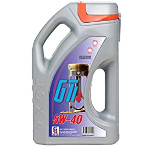 AXCL GTI4 MOTOR ENGINE OIL API SAE 5W-40 SN, 4LTR