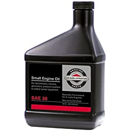 Briggs & Stratton 100005 SAE 30W Engine Oil