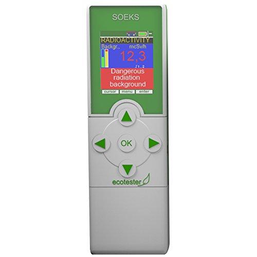 Soeks soeks-Nitrate Soeks Nitrate Tester for Meat Fruits Veggies Food Quality Meter