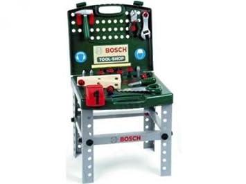 Mesa de trabajo plegable Bosch - Vendido en caja: Amazon.es ...