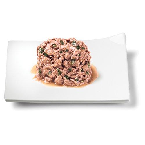 Purina Fancy Feast Shredded Wild Salmon Fare Cat Food - (24) 3 oz. Pull-top Can