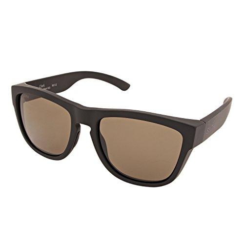 Pz Black Bluette EE Azul Matt Clark Grey Adulto Cp Unisex Gafas Grn 55 Smith Negro Pz Shdblck de Sol Grey Wkb aHw5q5v
