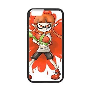iPhone 6 4.7 Inch Cell Phone Case Black Splatoon Y8M2GU