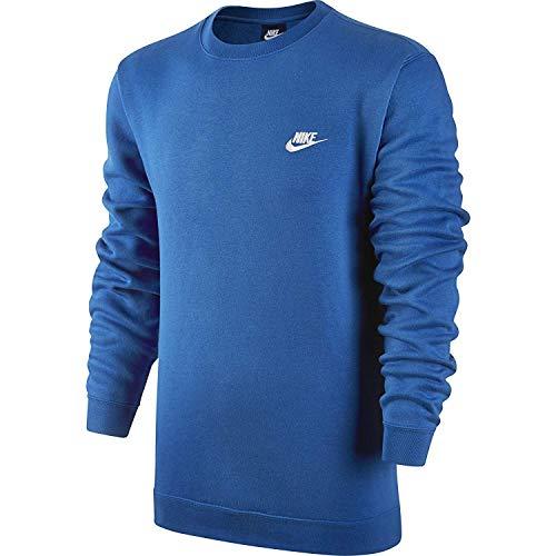 Nike Men's Air Pegasus 83 Leather Photo Blue/Deep Royal Blue/Game Royal/White Sneaker 6 D – Medium For Sale