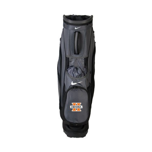 Hendrix Callaway Org 14 Black Cart Bag 'Official Logo' by CollegeFanGear