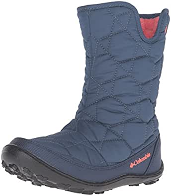 Amazon.com | Columbia Youth Minx Slip Omni-Heat Waterproof