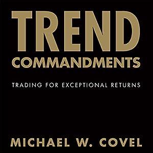 Trend Commandments Audiobook