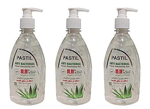Hand Sanitizer Bundle offer 3 PCs 500 ML By Pastil