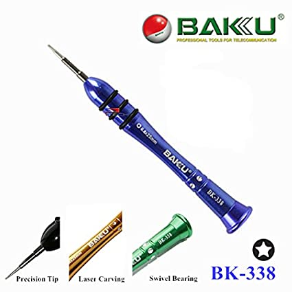 Profesional destornillador de precisión bakú bk-338 para iphone 4 4S ...