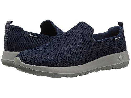 [SKECHERS(スケッチャーズ)] メンズスニーカー?ランニングシューズ?靴 Go Walk Max Navy/Gray 9 (27cm) EE - Wide