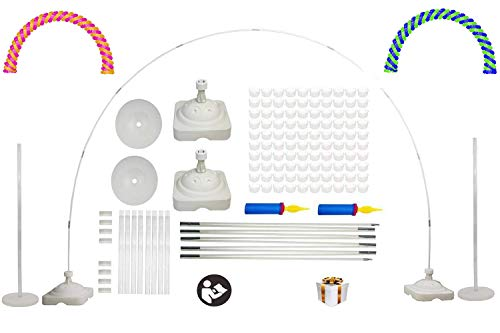 LANGXUN Large Size Balloon Arch Kit And Balloon