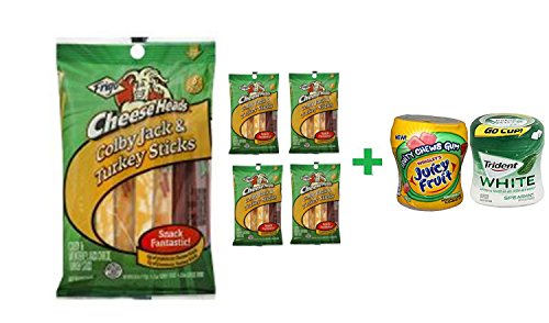 cheese sticks colby jack - 2