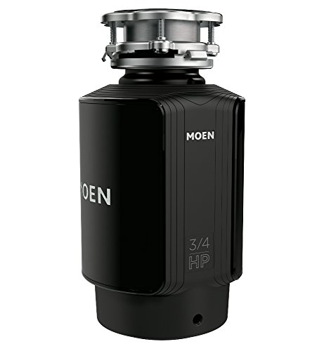 Waste Disposal Solid (Moen GX75C GX Series 3/4 Horsepower Garbage Disposal)