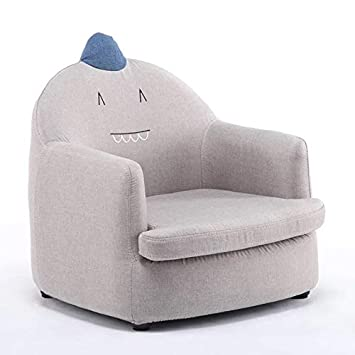 sillón infantil Sofá infantil de dibujos animados perezoso ...