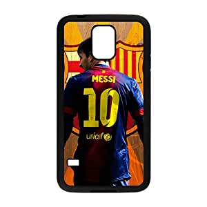 Messi 10 Unicef Fashion Comstom Plastic case cover For Samsung Galaxy S5