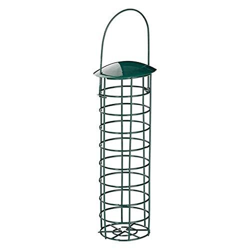 SU&YU Bird Feeder Wild Birds Feeding Garden Tree Hanging Food Container Vegetable Green