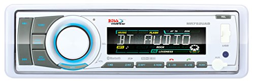 BOSS Audio MR752UAB Single Din, Bluetooth, CD / MP3 / USB /