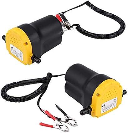 Bomba diésel eléctrica de aceite, 12 V, 60 W/12 V 250 L/H ...