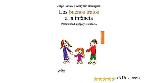 Los Buenos Tratos A La Infancia Psicologia by Jorge Barudy Labrín ...