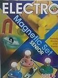Senior Electro Magnetic Set Kit for Kids Science Experiments Basic Toys Game