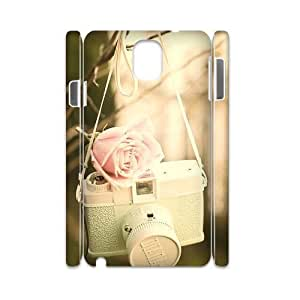 Cameras 3D-Printed ZLB596470 Unique Design 3D Cover Case for Samsung galaxy note 3 N9000