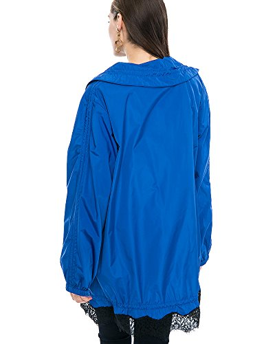 Cazadora Mujer Azul Pinko Poliamida 1G134RY43TGZ1 HvIIqxpd